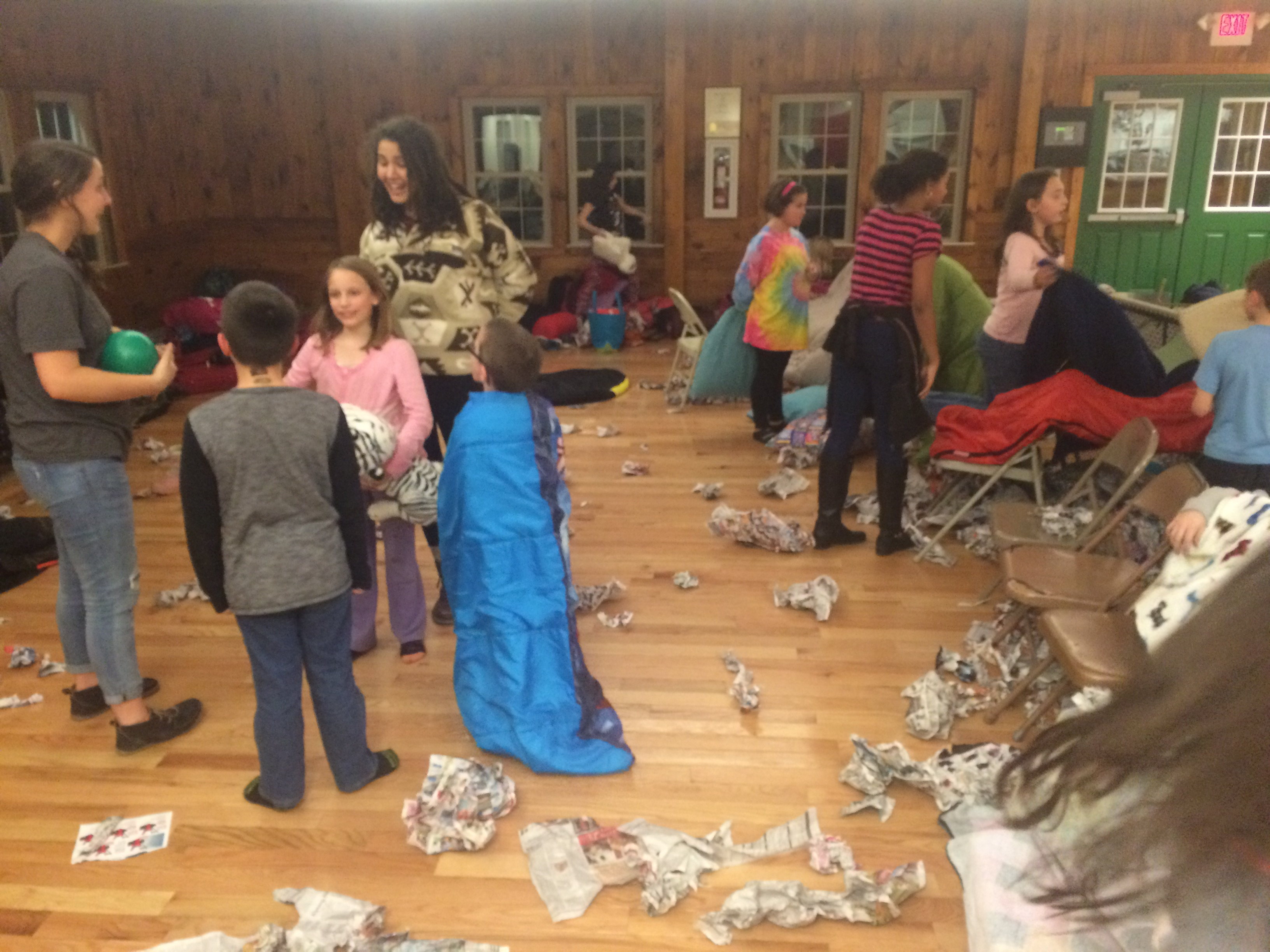 New Years Eve Slumber Party - Windham-Tolland 4-H Camp