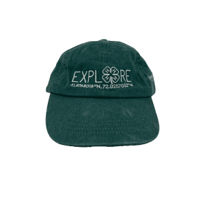4h camp explore baseball cap